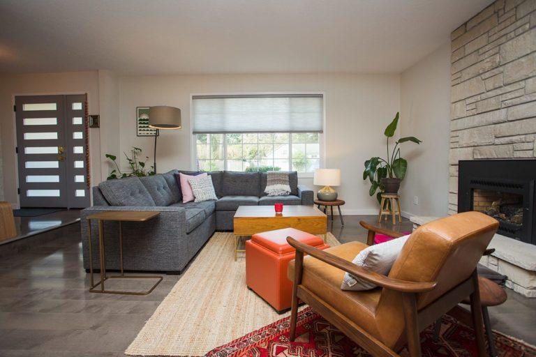 Boho Beautiful - Living Room