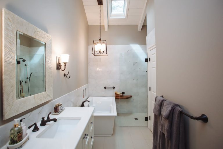 Peaceful Retreat - Guest Bath