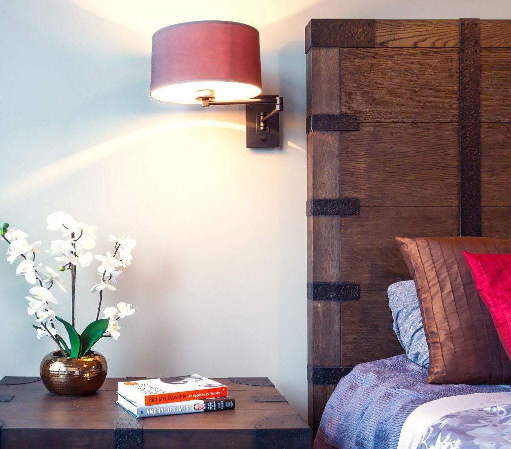 WISE - Bedroom Detail-