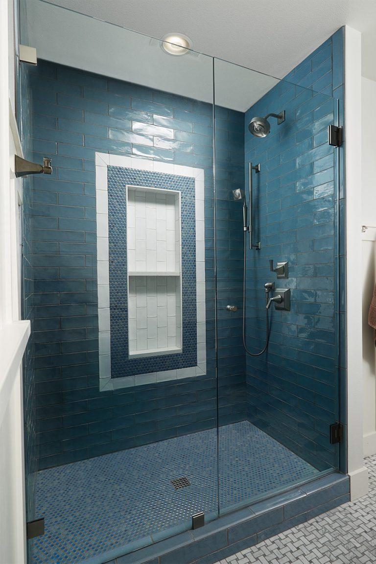 Burnstead Shower